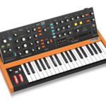 Behringer Poly D is paraphonic big brother to Model D