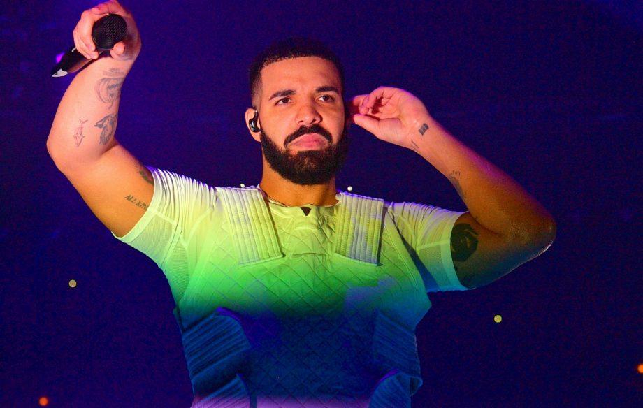 Drake booed