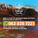 Win a R90 000 holiday in Cape Town with TRACE Mobile