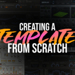 Creating template projects to speed up workflow