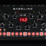 Check out the Erica Synths Bassline DB-01 Groovebox