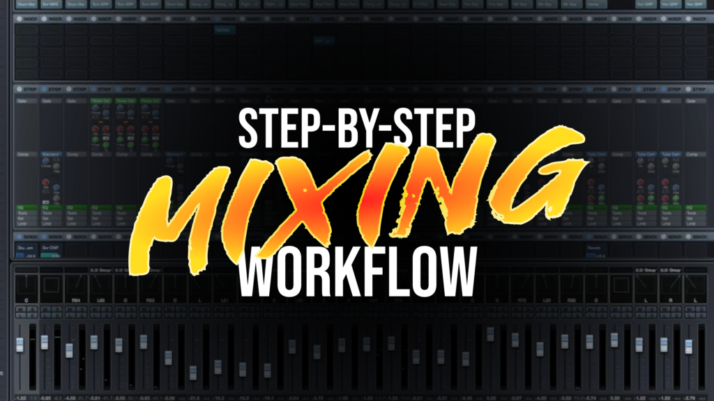 track mixdowns