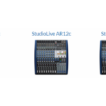 PreSonus ARc Series is an audio interface and mixer combined