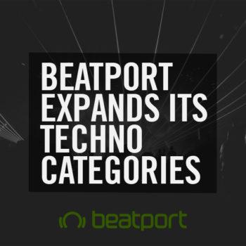 Beatport splits techno category again