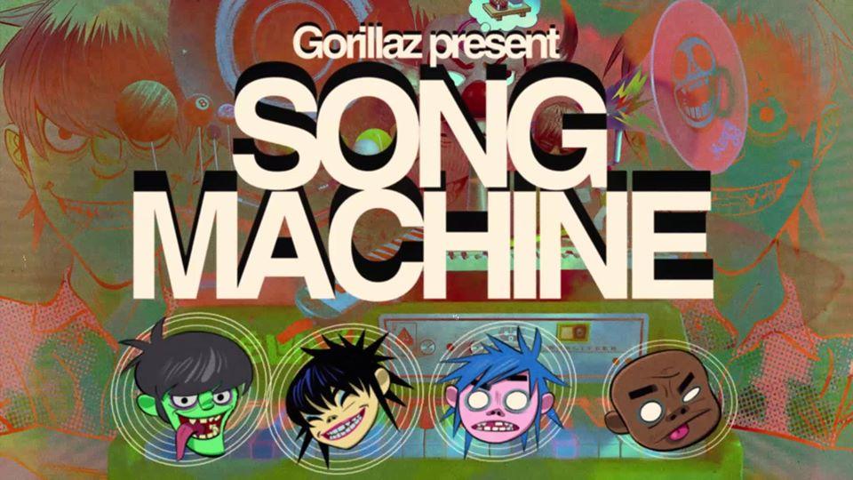 Gorillaz launch docuseries