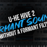 How to create Formant-like sounds without a Formant Filter