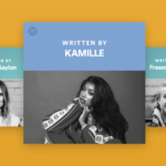 Spotify launches Songwriter Pages on platform