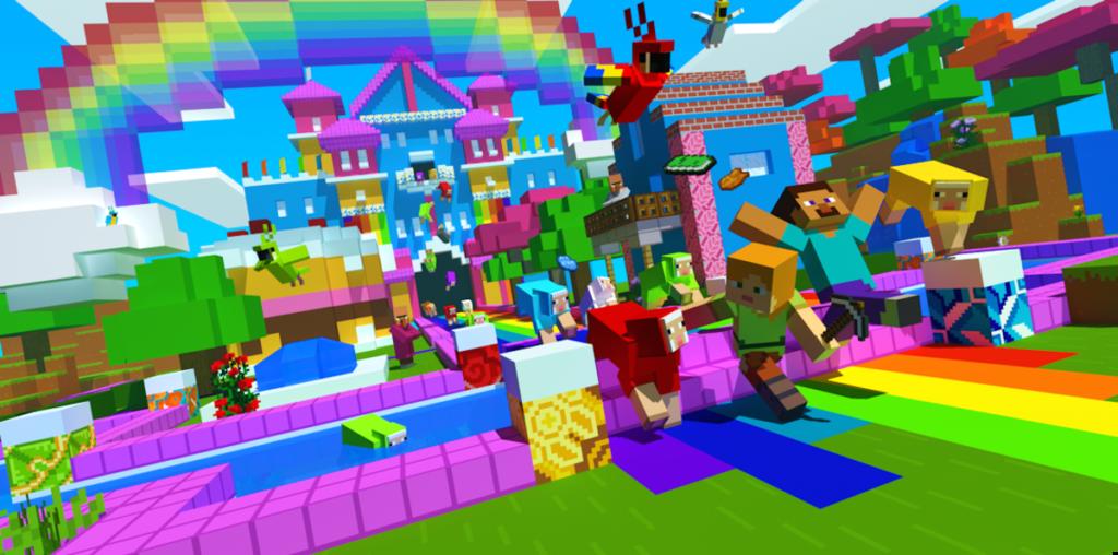 Minecraft Festival