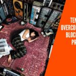 Ten tips for overcoming writer's block for music producers
