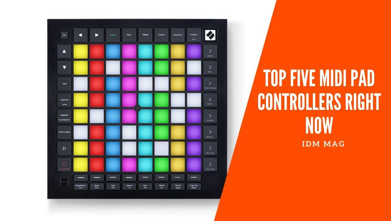 MIDI Pad Controllers