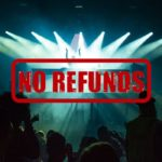 No refund campaign for events starts on social media