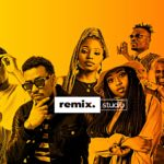 REMIX.STUDIO music show with AKA & Dee Koala premieres 5th June