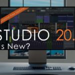 FL Studio 20.7 includes cool new Visualizer plugin