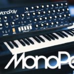 Behringer MonoPoly is a copy of Korg's 1981 synth