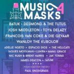 Music4Masks Online Music Festival fundraiser