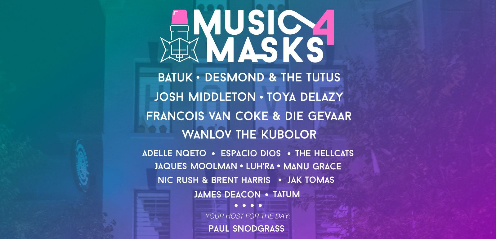 Music4Masks