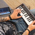 New IK Multimedia iRig Keys 2 Mini includes unique audio feature