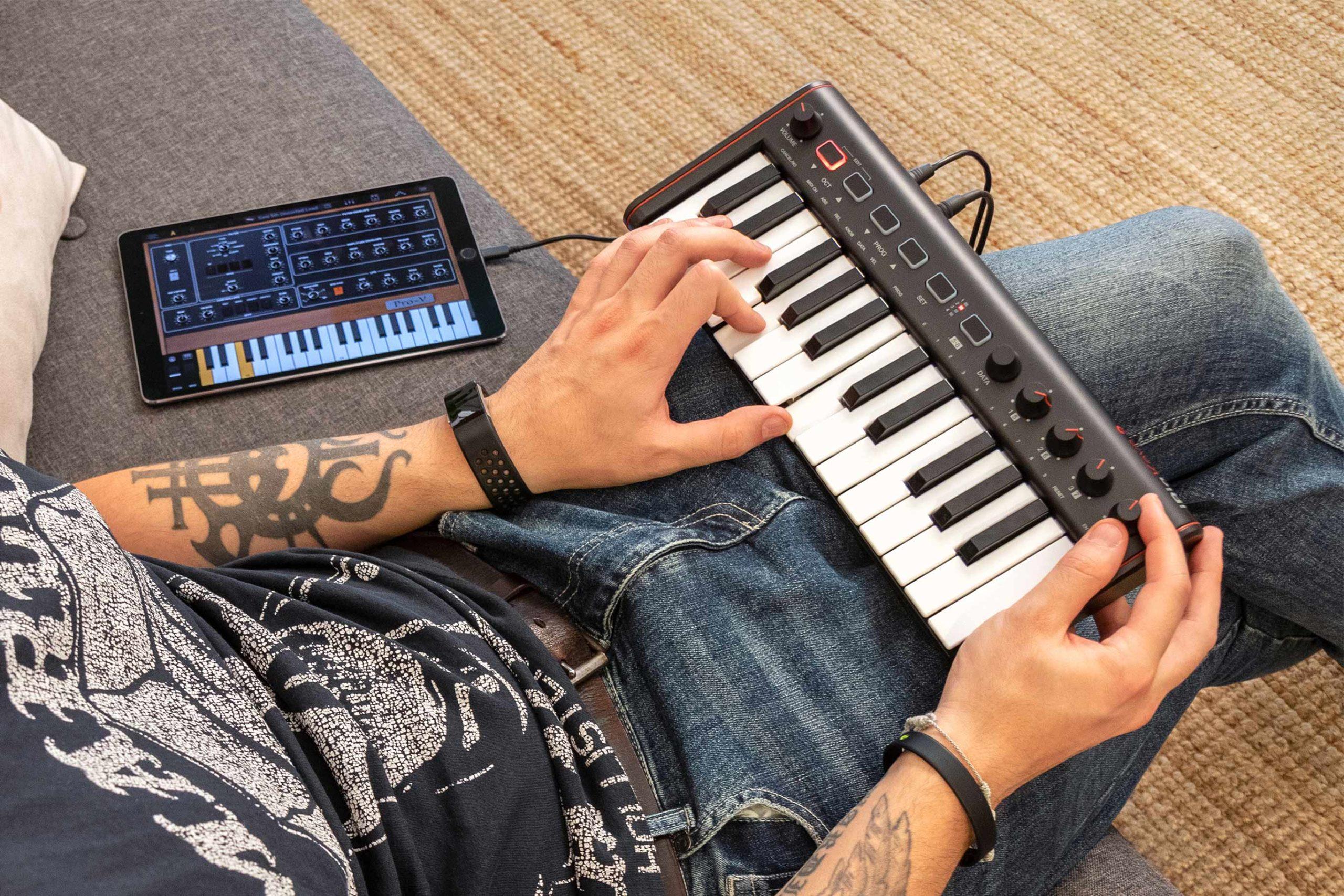 iRig Keys 2 Mini