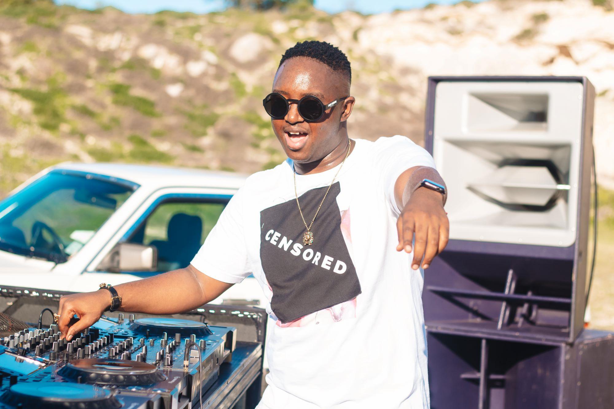 Shimza Robben Island DJ set