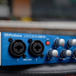 PreSonus celebrates 25 years with new AudioBox USB 96 Audio Interface Edition