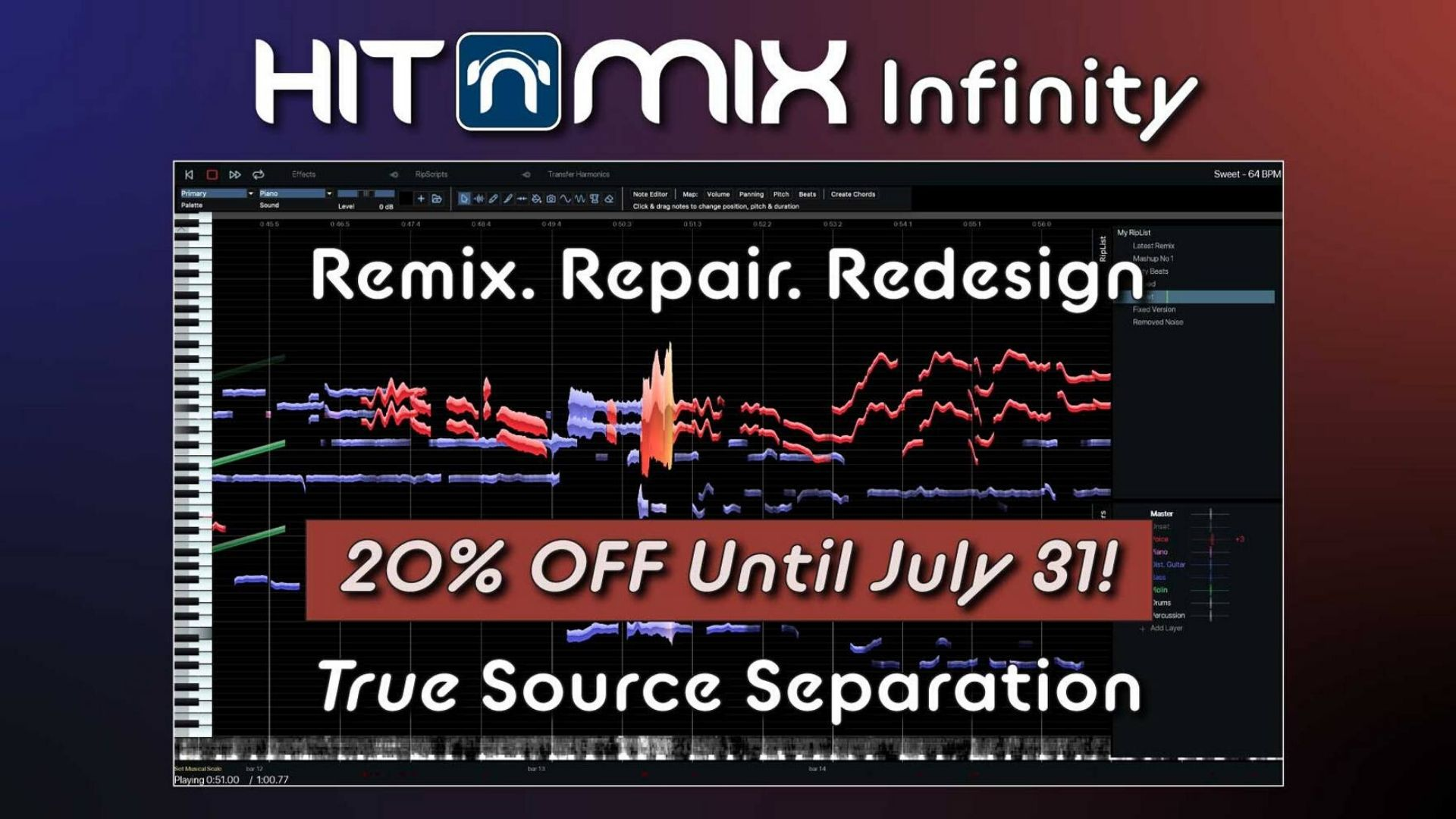 Hit'n'Mix Infinity 4.7