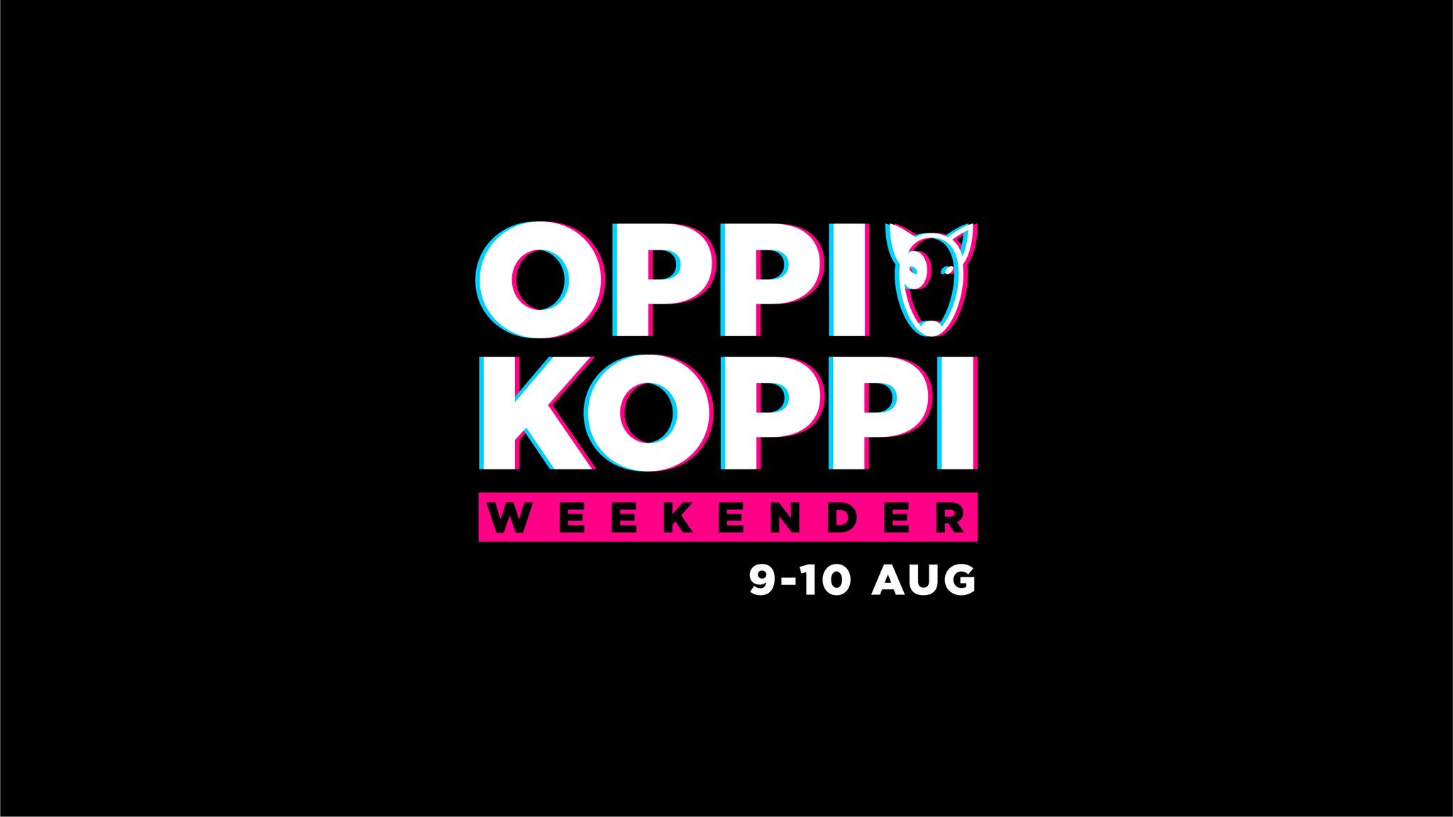 OppiKoppi Weekender
