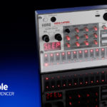Korg Volca Sample 2nd generation adds sampling via app
