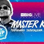 Jerusalema hit-maker, Master KG, live on JOOX this Sunday