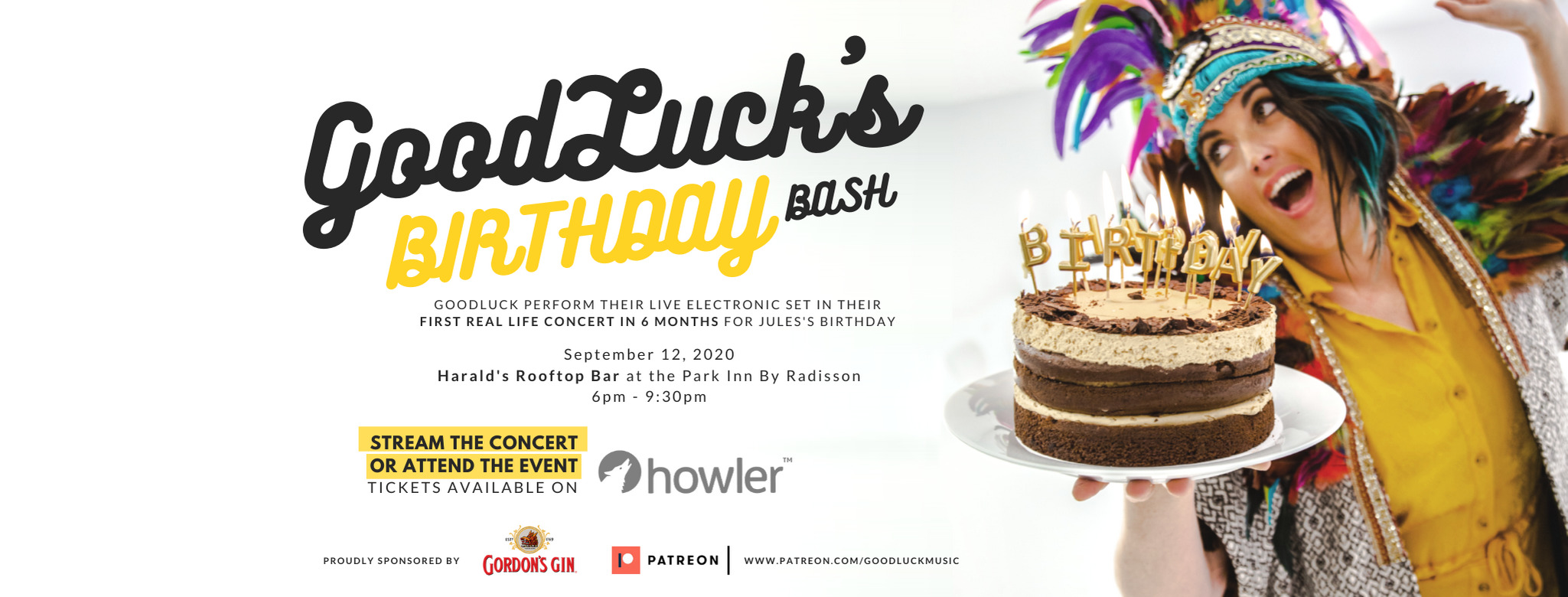 Goodluck's Birthday Bash