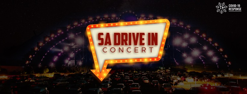 South Africa Drive-in Concert