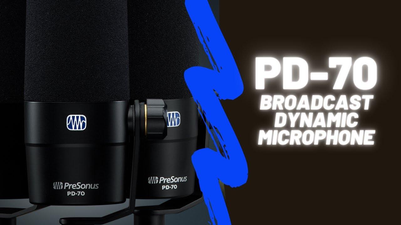 PreSonus PD-70