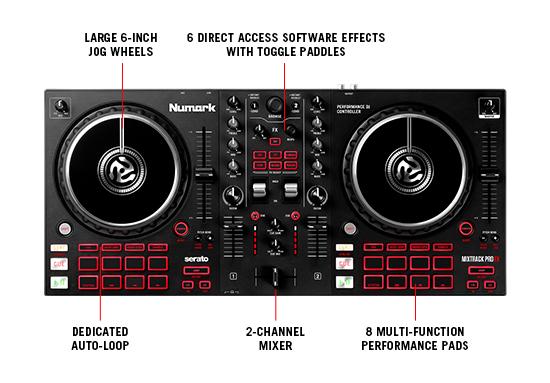 Mixtrack Pro FX