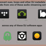 New DJ Conversion Utility Streaming converts metadata on tracks from streaming services