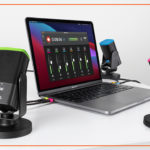 RODE Connect can mix 4 USB Mics for Podcasting