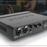 MOTU UltraLite-mk5 Audio Interface has been redesigned