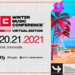Winter Music Conference announces first-ever virtual program 2021